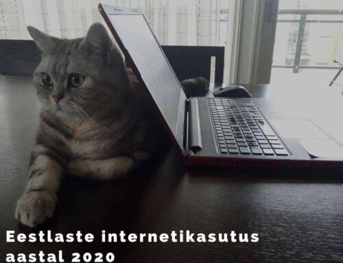 Suur uuring – eestlaste interneti ja sotsiaalmeedia kasutus aastal 2020