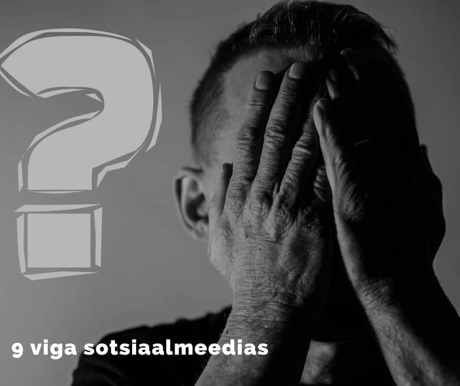 Vead sotsiaalmeedias