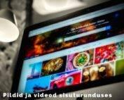 Pildid ja videod sisuturunduses