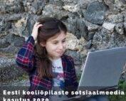 Eesti koolilaste sotsiaalmeedia kasutus 2020